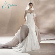 Tulle Satin Mermaid Beautiful Wedding Dresses China