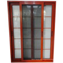 Puerta de aluminio de alta calidad a prueba de humedad.