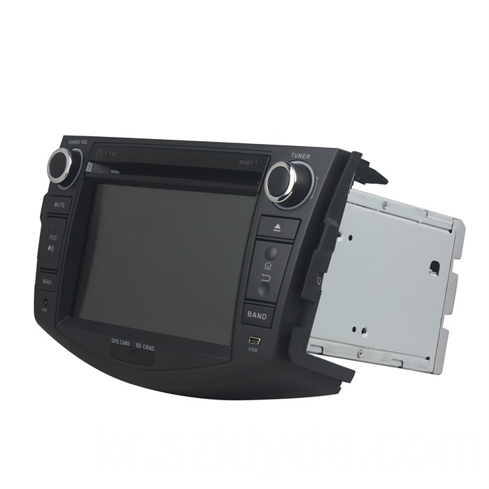 Car Dvd Player for Toyota RAV4 2007