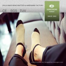 Calcetines automáticos que hacen los zapatos de la máquina para el calcetín del calcetín del calcetín de la seda