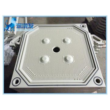 Plaque filtrante à membrane PP haute température et pression