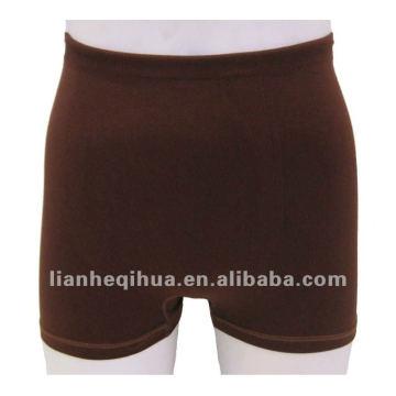Shorts apertados sem costura