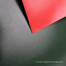 High Strength Double-side Double Color TPU Laminated 840D Nylon Oxford  Fabric Used For Outfoor Waterproof Ice Bag
