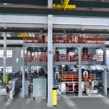 1600/2400/3200 / 4200MM S Máquinas de tejido no tejido PP Spunbond