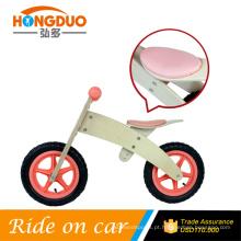 2016 New Kids bicicleta de madeira, populae bela bicicleta de madeira, venda quente boa bicicleta de bebê ao atacado (HD-160)