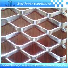 Edelstahl-Streckgitter in Filtern verwendet