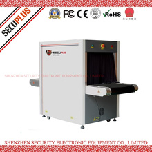 Middle Size Security Inspection X ray Baggage Scanner With Windows 7 System