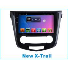Reproductor de DVD del sistema del androide para el nuevo X-Rastro con la navegación del GPS / del coche del coche