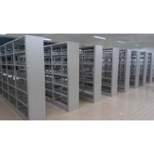 Bibliothèque grand rangement en métal