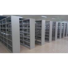 Big Storage Metal Corner Bookcase