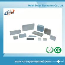 ISO9001 a certifié l'aimant de bloc de néodyme de revêtement de N50 Ni