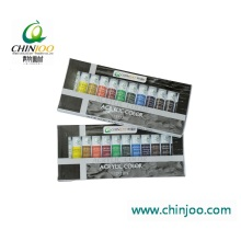 Oil Color Packed with 200ml Aluminum Tube