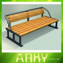Banc en bois de jardin de haute qualité