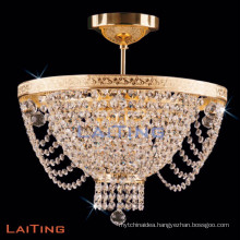 Gold Finish Easy Fit Moda Sparkly Ceiling Pendant Light Fitting Chandelie