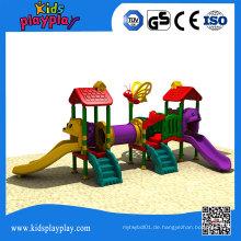 Kidsplayplay-Vergnügungspark-Kommerzielle Spielplatzgeräte im Freien für Kinder