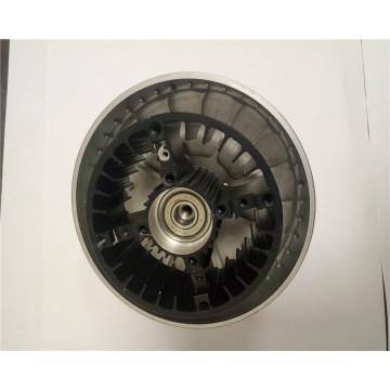 Boîtier de moteur de pièces de broche usinées CNC