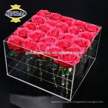 Jinbao Custom Acrylic Box Small Acrylic Gift Box