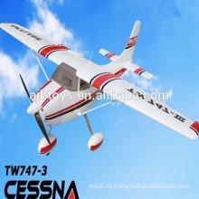 Hobbys EPO 1.6M CESSNA182 (TW747-3) 2.4G 6-CH Flugzeug rc Modell CESSNA RC Flugzeug rc Flugzeuge zum Verkauf