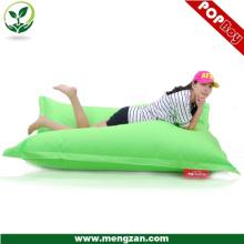 Giant bolsa de tela de frijol impermeable sofá al aire libre almohadas bolso de frijol