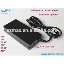 Slim Universal 90W Notebook Netzteil