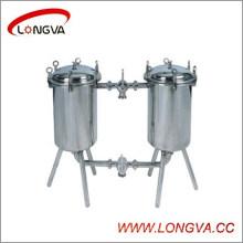 Wenzhou Sanitaires en acier inoxydable Duplex Strainer