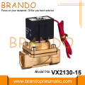 1/2 '' VX2130-15 SMC type messing magneetventiel 220VAC