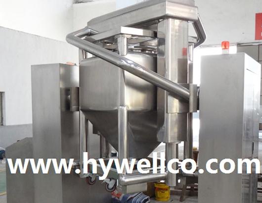 Lift Bin Mixing Machine