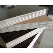 Madera contrachapada de encofrado de calidad superior utilizada para encofrados de hormigón