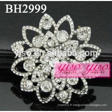 Broches faites à la main pour bijoux en fleurs