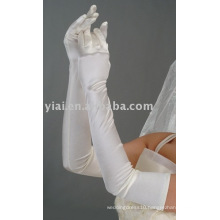 2013 Long bridal glove with fingers 001