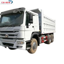 Caminhão basculante Dongfeng 6x4 de baixo consumo para venda