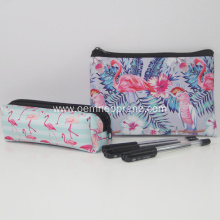 High Quality Low MOQ Neoprene Pencil Cases