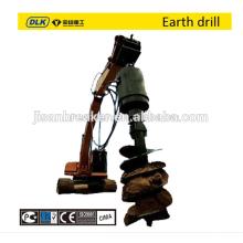 Unité d'entraînement de foreuse, foreuse de terre, foreuse hydraulique de la terre pour l'excavatrice 10-15tons