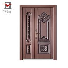 Puertas de acero para salas seguras OEM con garantía de calidad y nuevo estilo