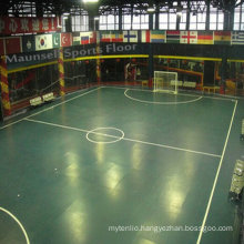 Top Quality Roll and Interlock Sport Flooring for Football Court