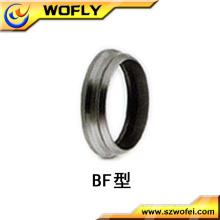 Acessórios de ferrolho de anel de aço inoxidável