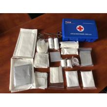 Mini kit de premiers soins de matériel médical pour voiture