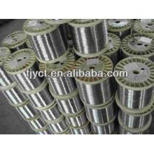 Fio de aço inoxidável de alta resistência à tração SUS 304.316