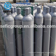 2018 SEFIC 40L Empty Steel Oxygen/Acetelyne/Carbon Dioxide/Helium/Nitrogen/Argon Gas Cylinder Price