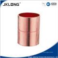 J9001 Kupferbeschlag gerade Kupplung mit Rolle