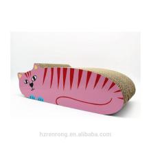 Comfortable Feel Factory Directly Lightweight Cat Scratchers Cheap CS-6006