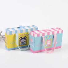Cajas de embalaje de ropa interior para niños de niña y niño