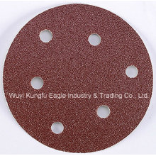 Polishing Wheel Grinder Abrasive Disc Manufacturer Hook & Loop Sanding Disc