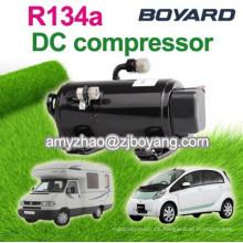 Boyard DC 12V R134a Auto AC Kompressor für Auto tragbare Solar Air -con