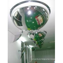Espejo convexo de la bóveda de 360 grados los 90cm 36inch para el almacén, tiendas, supermercados