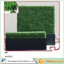 Künstliche Kunststoff-Buchsbaum-Hecke, künstliche Buchsbaumhecke, künstliche Hecke