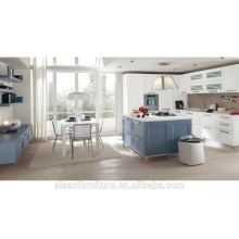 Modernes, einfaches amerikanisches PVC-Küchenschrank