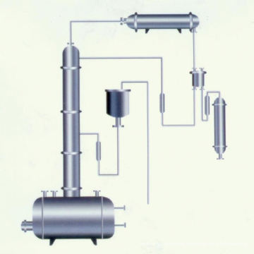 2017 T\DT series ethanol recovery tower, SS industrial distillation column, alcohol vacuum distillation design