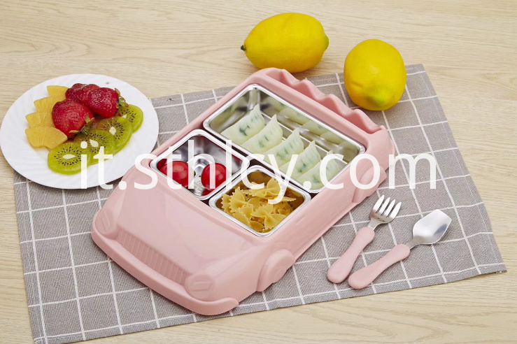 Stainless Steel Lunch Boxhl477zn3