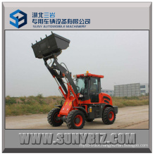 1.5 Tons Mini Wheel Loader with CE